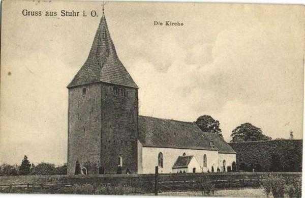 Stuhrer Kirche vor 1910