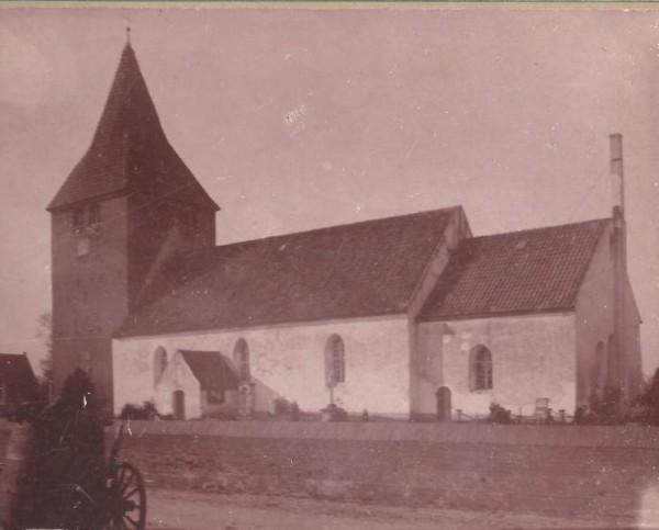 Stuhrer Kirche 1911 oder später