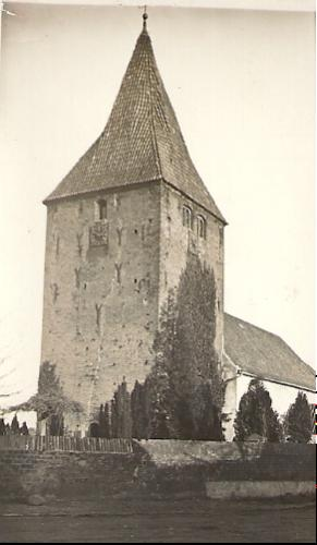 Kirche Stuhr 1920 oder später