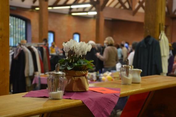 Herbst – Frauenkleiderflohmarkt auf Gut Varrel