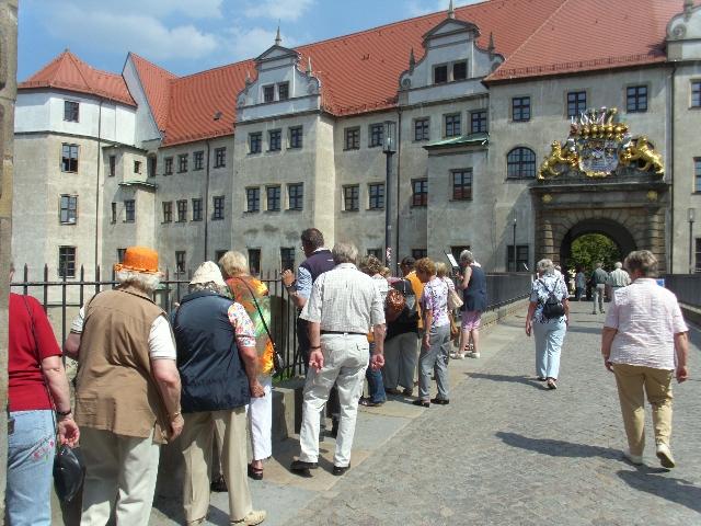 In Torgau gab es auch im Jahr 2010 viel zu sehen.