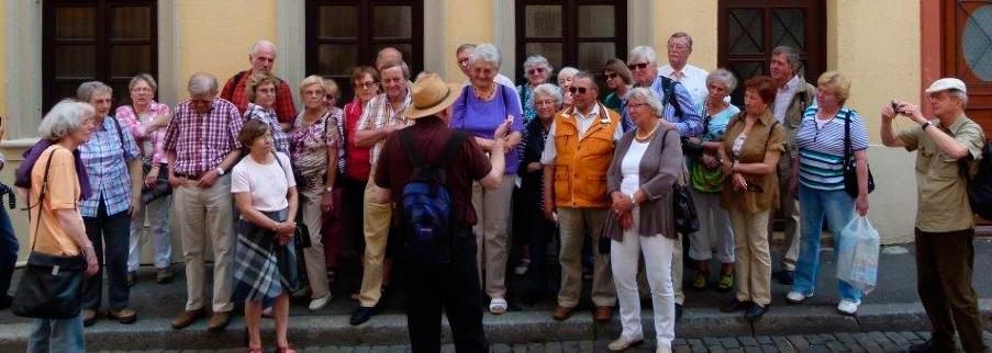 Die Gruppe der Heidelbergreise