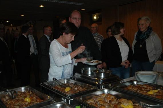 Einladung zum Pankratius-Mahl am Reformationstag, dem 31.Oktober