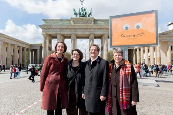 Kirchentag in Berlin und Wittenberg