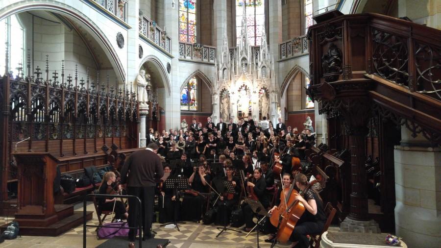 The Concordia Choir Tour