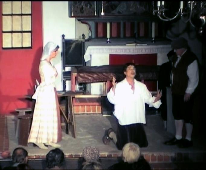 Eine Szene in der Stuhrer Kirche aus dem Jahr 2010.