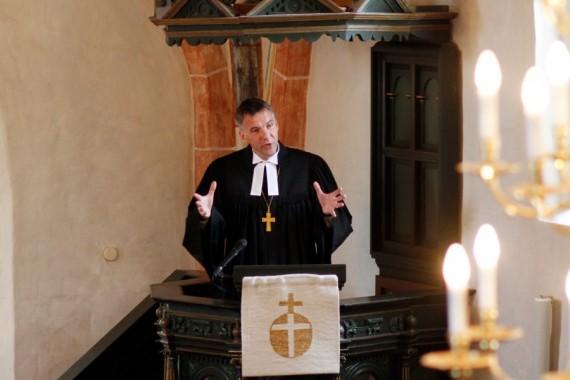 Amtsverzicht des Bischofs