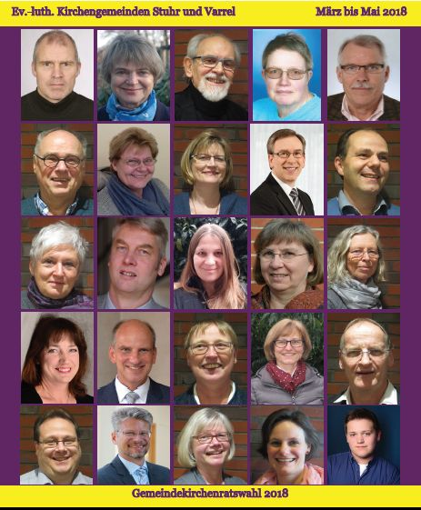 Kirchenratswahl 2021