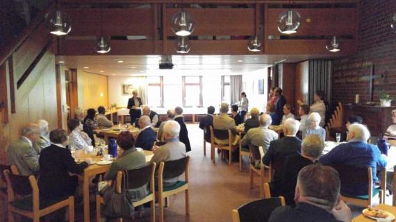 Einführung des neuen Gemeindekirchenrates