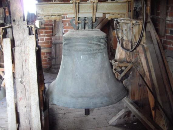 Die Glocken läuten