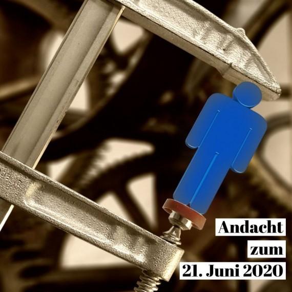 Podcast-Andacht zum 21. Juni