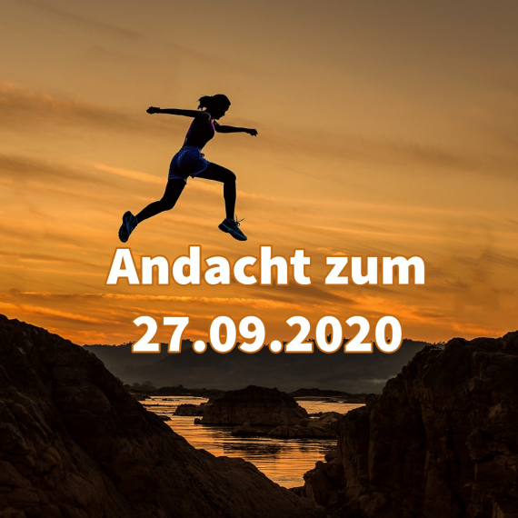 Podcast-Andacht zum 27. September