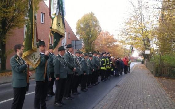 Öffentliche Gedenkveranstaltungen zum Volkstrauertag abgesagt