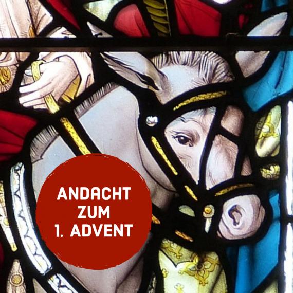 Podcast-Andacht zum 1. Advent
