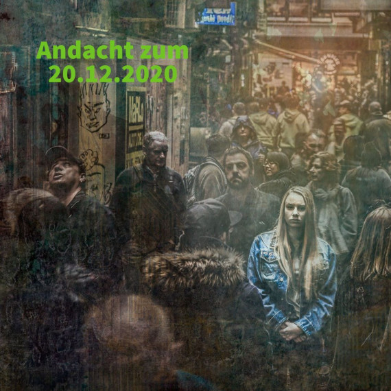 Podcast-Andacht zum 4. Advent