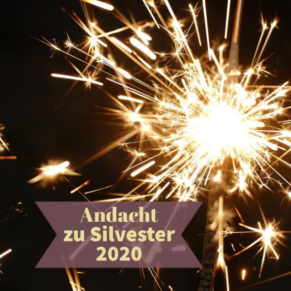 Silvester 2020 – Altjahresabend